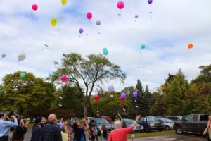 Peace Balloons 2