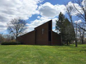 CWCC – Church Front