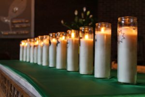 Peace Candles