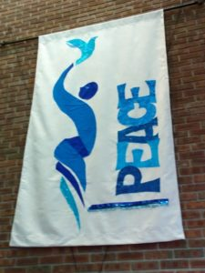 Peace Day Banner